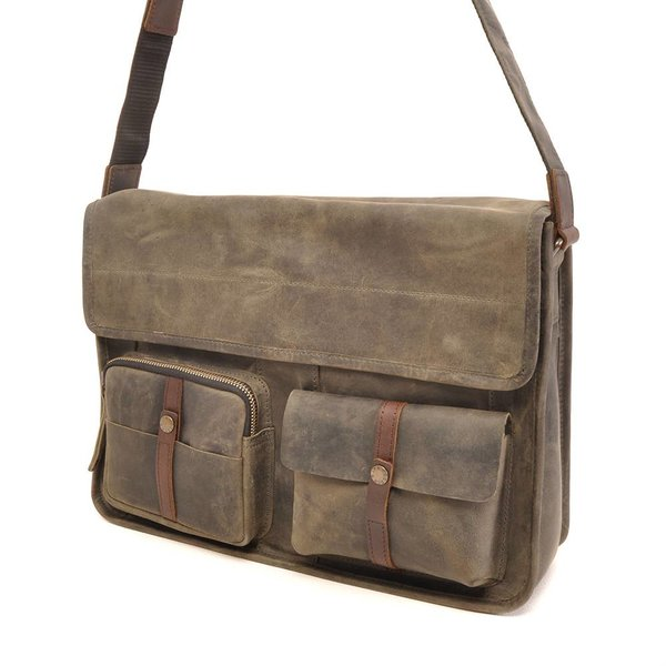 LERNEN LAPTOPTASCHE BARBAROSSA 826-140-23 Military