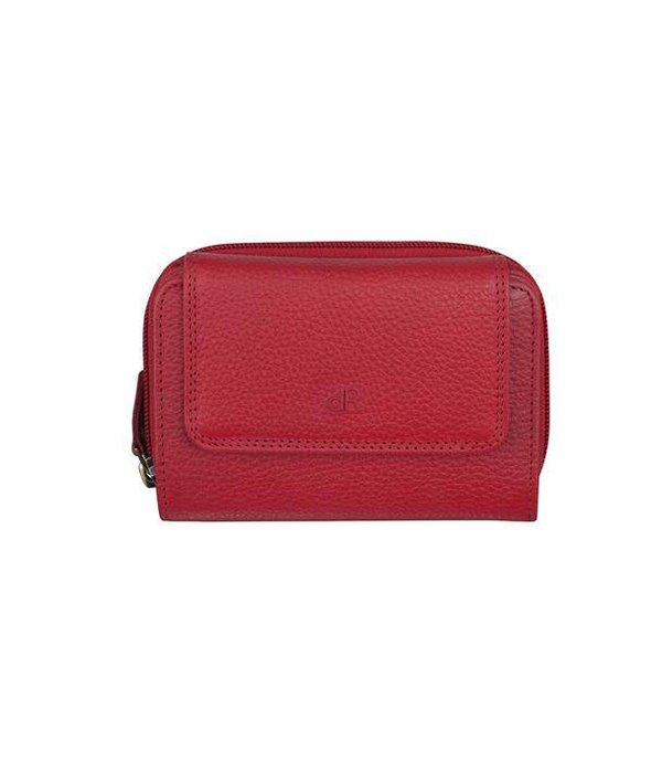 dR Amsterdam dR Amsterdam Wallet Mint Red
