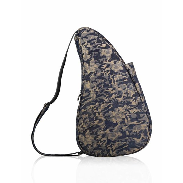 HEALTHY BACK BAG GROUND COVER MEDIUM NAVY TAN