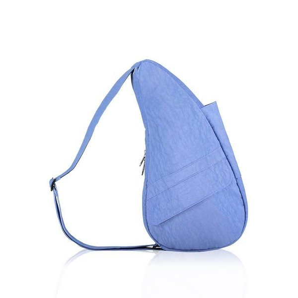 Healthy Back Bag Textured Nylon Kleine Periwinkle