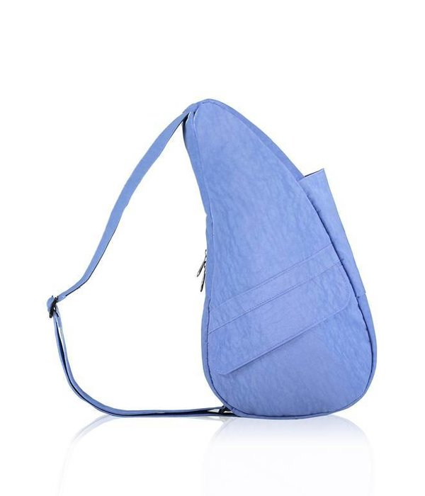 Healthy Back Bag Healthy Back Bag Textured Nylon Small Periwinkle