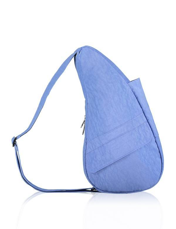 Healthy Back Bag Textured Nylon Small Periwinkle