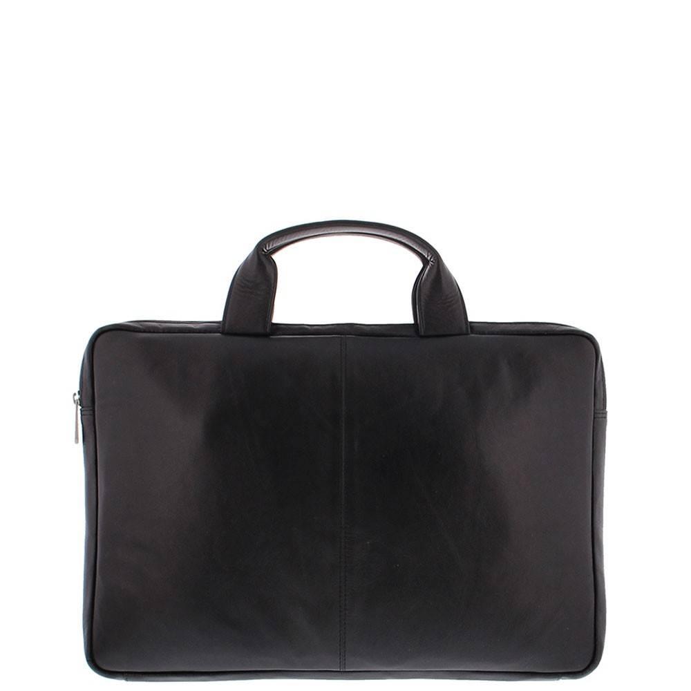 Laptop Sleeve Soft Nappaleer 15.6 Black 4079-1