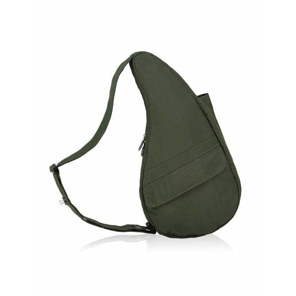 Healthy Back Bag Textured Nylon Medium Deep Forest 6304-DF