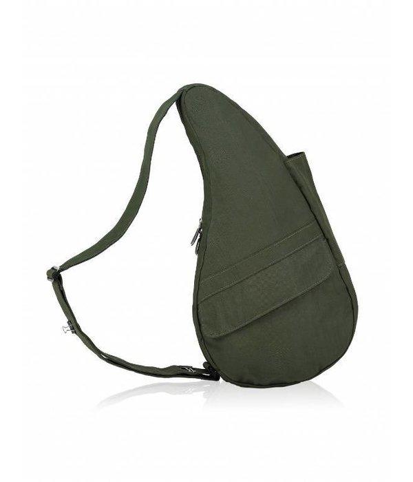 Healthy Back Bag Healthy Back Bag Textured Nylon Medium Deep Forest 6304-DF