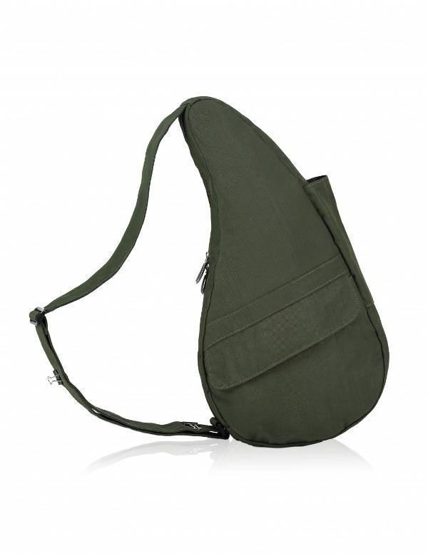 Healthy Back Bag Textured Nylon Medium Deep Forest 6304-DF