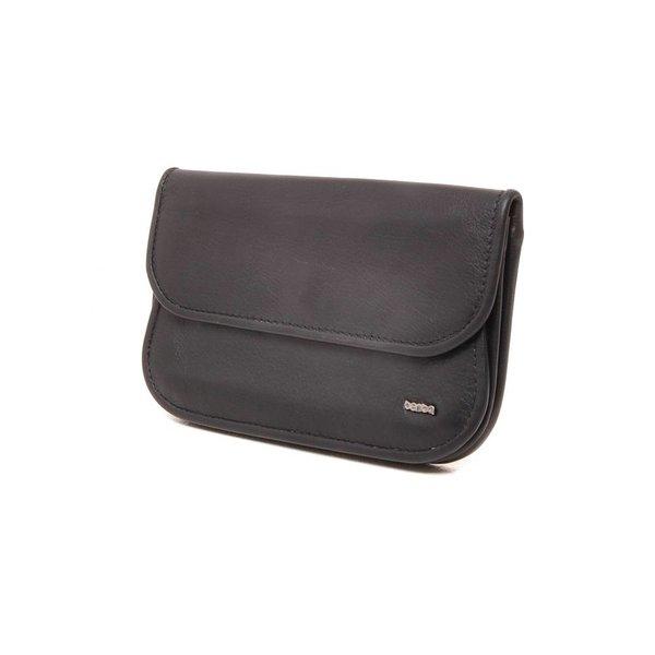 Berba Soft wallet 001-165 Black / Taupe - Copy