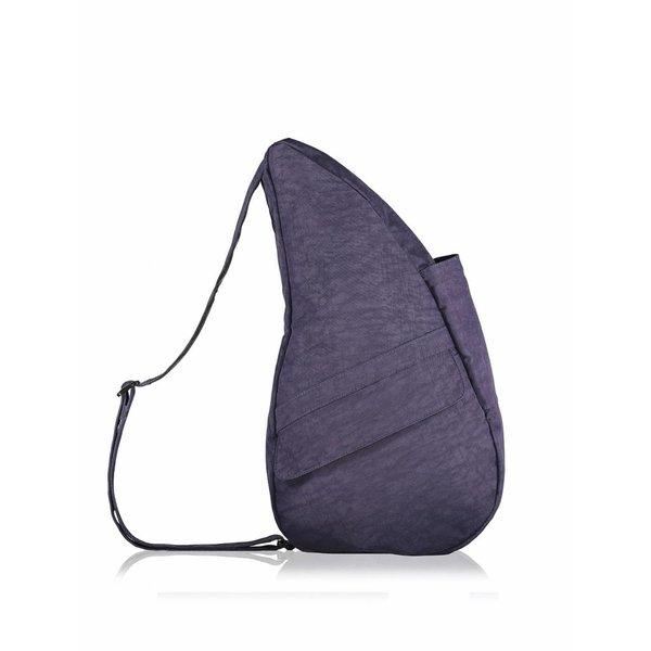 The Healthy Back Bag Textured Nylon Plum Small
