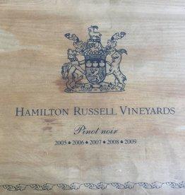 Hamilton Russell Pinot Noir 2005-2009