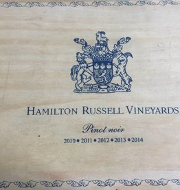 Hamilton Russell Pinot Noir 2010-2014