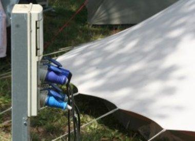 Camping Elektrik