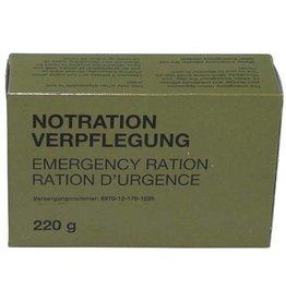 MFH BW Notration-Verpflegung, 1 Packung 220 g, 7 % MwSt