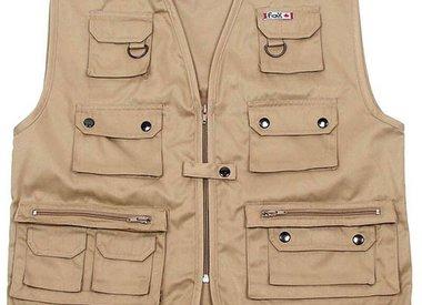 Outdoor vesten|Military vesten|Jacht vesten