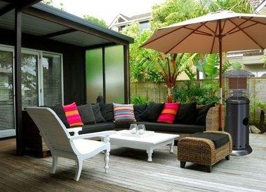 Jardin|Terrasse|BBQ