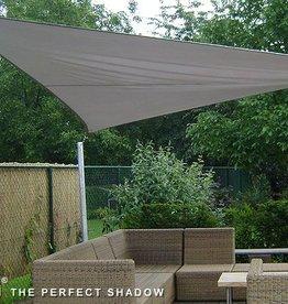 Nesling CoolFit Schatten Tuch Dreieck 90 ° 5,0x5,0x7,1 m Grey - Nesling