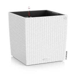 Lechuza Cube Cottage 40   Wit ALL-IN-ONE