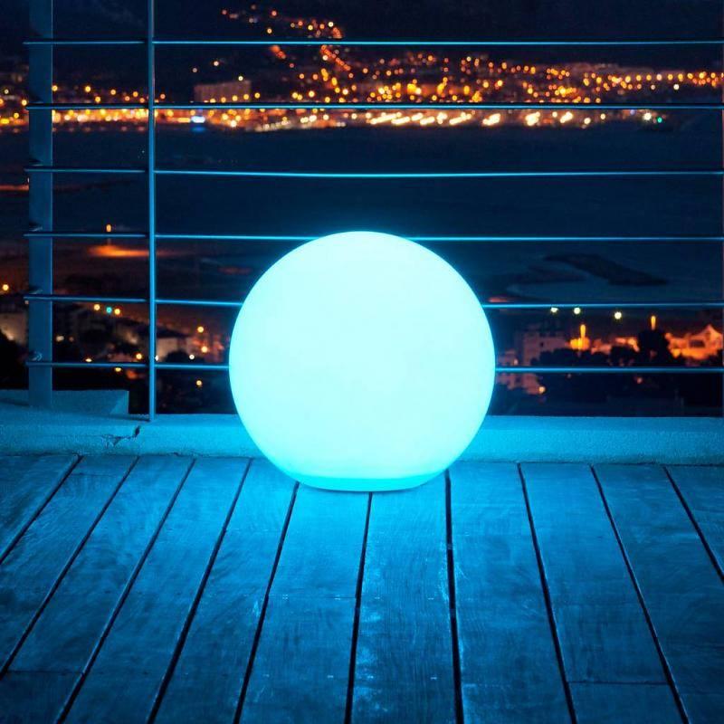 Smart & Green Cordless LED lamp PEARL - Smart & Green
