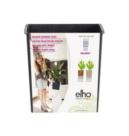 ELHO milano easy insert 20cm lebhaft schwarz
