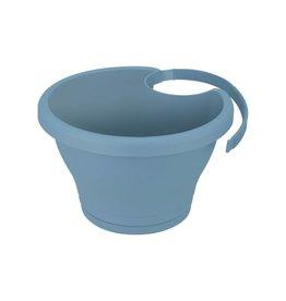 ELHO corsica regenrohrpfl gefõss 24cm vintage blau