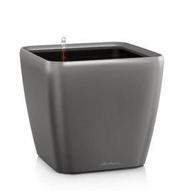 Lechuza Quadro Premium 28 LS Antraciet metallic ALL-IN-ONE