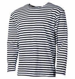 MFH Russ. Marine Shirt, langarm, Sommer