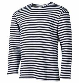 MFH Russ. Marine Shirt, langarm, Winter