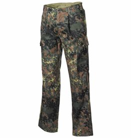 MFH Army Veldbroek vlekcamouflage 5 kleuren Afmetingen grootten nach TL