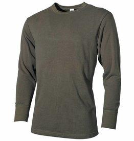 MFH Army onderhemd opgeruwd olijfkleurig