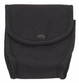 MFH Handboeienetui zwart nylon