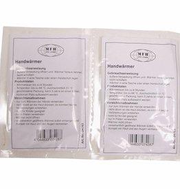 MFH Handwarmer kussenmodel eenmalig 6 uur warm (set van 5)