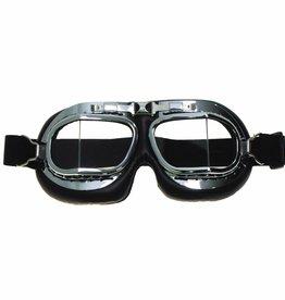MFH Fliegerbrille, Air Force, chrom