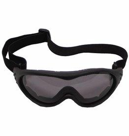 """MFH Bikerbrille, """"Eagle1"""", schwarz"""