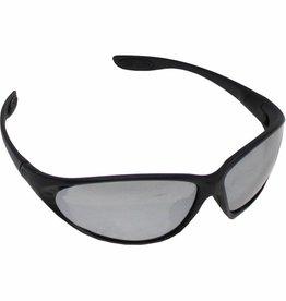 MFH Leger sportbril 'Attack' zwart verschillende kleuren glas en kogelwerend
