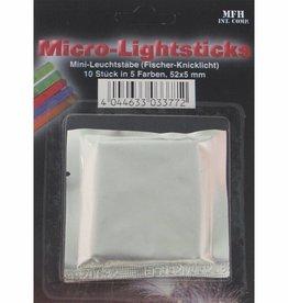 MFH Leuchtstab, Mini, (Fischer- Knicklicht), 10 Stk. im Pack