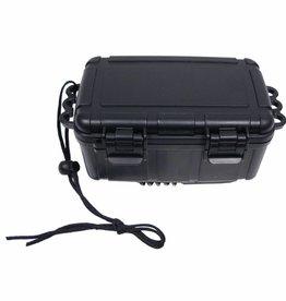 MFH Hiking box zwart waterdicht kunststof