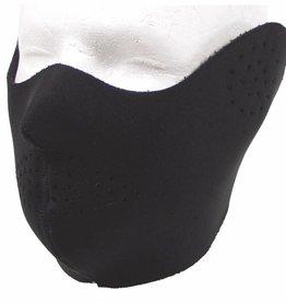 MFH Gesichtsschutz-Maske, Neopren, schwarz, aus Spezialschaum