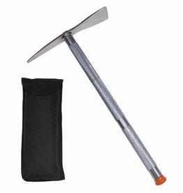 MFH Eispickel, 4-teilig, mit Tasche