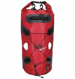 Fox Outdoor Fox Outdoor - Transporttas 'DRY PACK 30' waterdicht rood