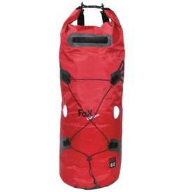 Fox Outdoor Fox Outdoor - Transporttas 'DRY PACK 60' waterdicht rood