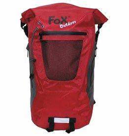 Fox Outdoor Fox Outdoor - Transporttas 'DRY PACK 20' waterdicht rood