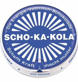MFH Scho-Ka-Kola 'Melk' energiechocolade (set van 10)