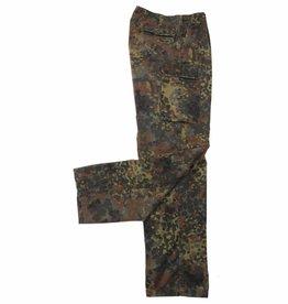 Original Army Veldbroek vlekcamouflage 5 Farb. gebruikt