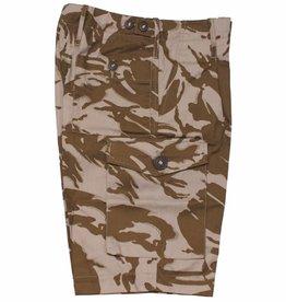 Original British Army Bermuda 'Combat' als nieuw DPM woestijncamouflage