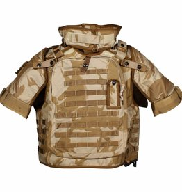 MFH Brit. Cover-Body-Armour, MK II, DPM desert, neuw.
