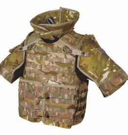 MFH Brit. Cover-Body-Armour, Osprey ASSAULT, MTP tarn,neuw.