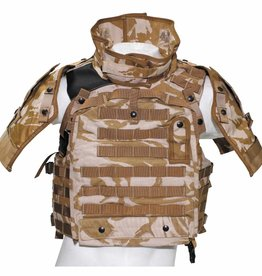 MFH Brit. Cover-Body-Armour, MK III, DPM desert, neuw.