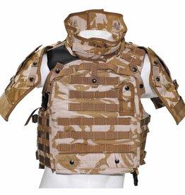 MFH Brit. Cover-Body-Armour, MK III, DPM desert, neuw.