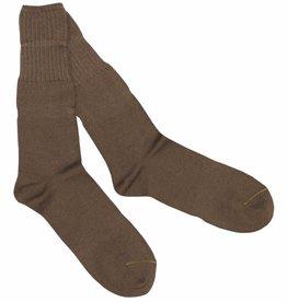 MFH Ital. Socke, coyote, neuwertig