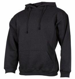 "ProCompany Kapuzen Sweatshirt, ""PC"", 340g/m², schwarz"