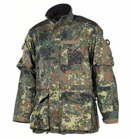 MFH Army battle jack / veldjack lang vlekken camouflage